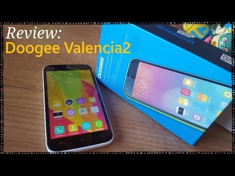 Doogee Valencia2 Y100 - Review, unboxing y sorteo (Smartphone Octacore y panel táctil por $115)