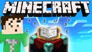 Minecraft - ENCHANTMENT TABLE