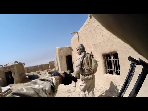 U.S. vets returning to Iraq to fight ISIS