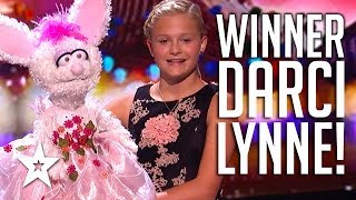 Video WINNER DARCI LYNNE: America's Got Talent 2017 | All AUDITIONS & PERFORMANCES | Got Talent Global MP3, 3GP, MP4, WEBM, AVI, FLV Mei 2018
