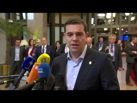 Δηλώσεις Αλ. Τσίπρα μετά την ολοκλήρωση της άτυπης Συνόδου Κορυφής των 27