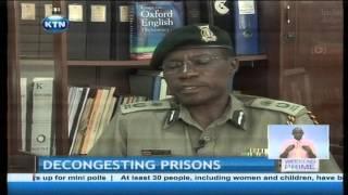Kenya's 23,000 Capacity Prisons Serves 55,000 Inmates