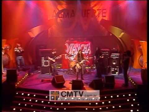 Mancha de Rolando video Siempre esperando - CM Vivo 2000