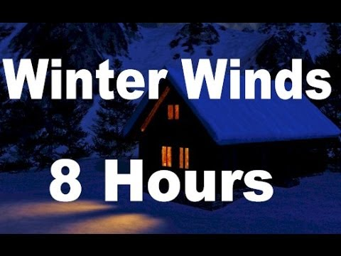Wind - This relaxing sound of strong wind in winter can mask background noise as well as put the listener in the mood for sleep or relaxing. Shot over a period of m...