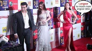 Video Arbaaz Khan IGNORES Malaika Arora Bcoz of her Relationship with Arjun Kapoor @Zee Cine Awards 2019 MP3, 3GP, MP4, WEBM, AVI, FLV Maret 2019