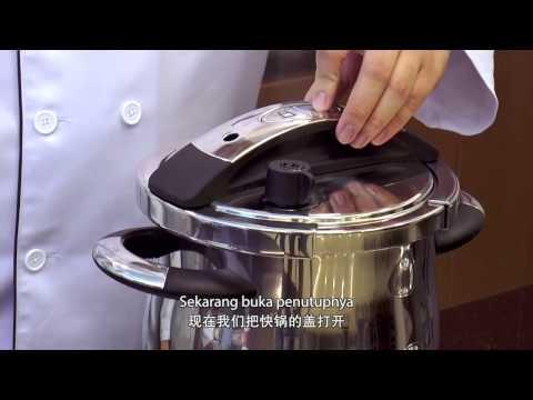 Seiketsu Cosmos Pressure Cooker
