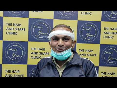 Hair transplant of a patient from allahabad in Mumbai,the hair and Shape Clinic Malad West_A plasztikai sebészet kulisszatitkai. A legmodernebb eljárások, és orvosi hibák. Szilikon völgy