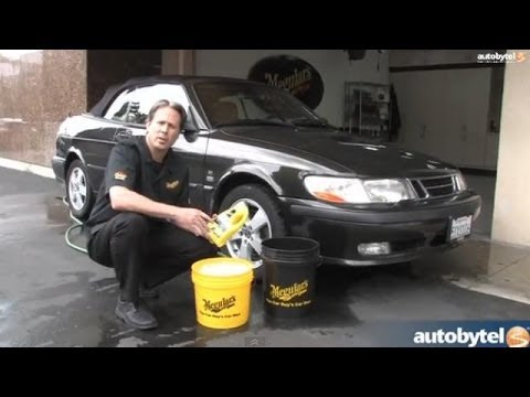 Tips on How to Wash Your Car — Meguiar's Car Care Series Step 1 of 5
