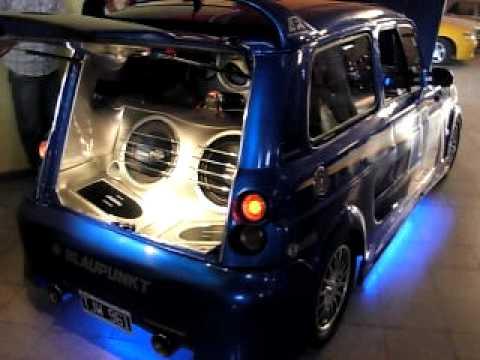 Renault 4L Tuning cupe en Cordoba - San Agustin