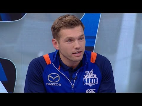 Shaun Higgins On AFL 360 - Fox Footy (July 10, 2018)