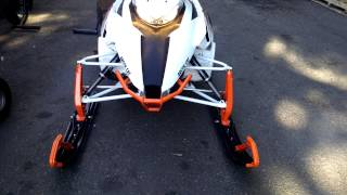 4. 2015 Arctic Cat ZR 6000 Limited first run