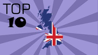 Top 10 Facts About The United Kingdom! Music: A Way For Me NICOLAI HEIDLAS Thank You for watching! 1: The Queen of the ...