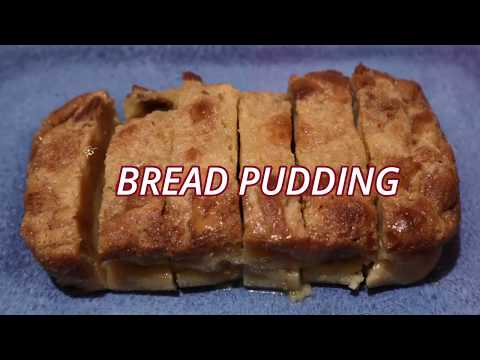 How to make a Pinoy Style BREAD PUDDING | Sarap Pinoy Recipes