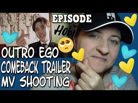 Video [EPISODE] BTS (방탄소년단) Outro : Ego Comeback Trailer Shooting REACTION download in MP3, 3GP, MP4, WEBM, AVI, FLV January 2017