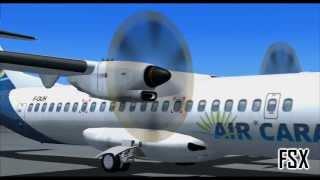 TSS ATR PW-127 HD Sound FSX