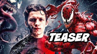 Venom 2 Teaser - Carnage and Marvel Spider-Man News Breakdown