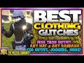 GTA 5 Online (SOLO) BEST CLOTHING GLITCHES 141! FREE TRON Outfit, ANY Hat n Bandana! (TOP Glitches)