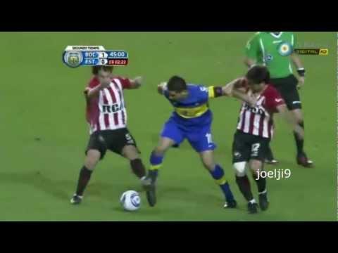 Las mejores jugadas de Riquelme con Boca Juniors