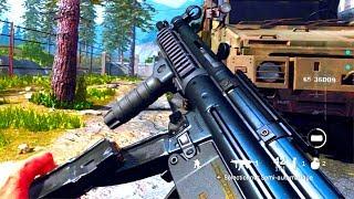 La MP5 est TROP FORTE sur MODERN WARFARE !! (Call of Duty 2019 Mutljoueur Beta)