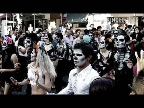 💀 Día de los Muertos GDL - Day of the Dead GDL - ☠