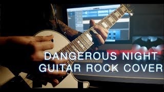 Thirty Seconds To Mars - Dangerous Night [Guitar/Rock Cover HD + TAB] by SymonIero
