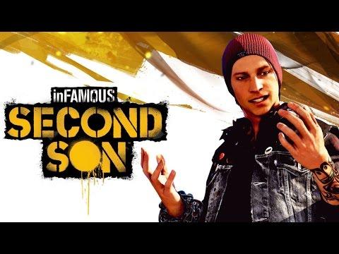 inFamous: Second Son прохождение с Карном. Часть 1