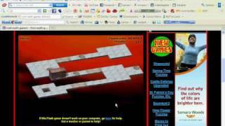 Cool Math Games Bloxorz 1-10