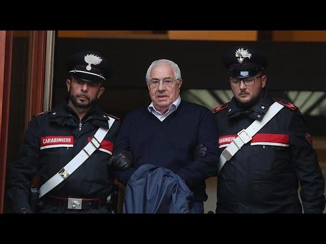 Σικελία: Συνελήφθη ο 80χρονος αρχινονός της μαφίας