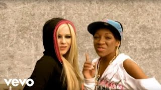 Avril Lavigne & Lil Mama - Girlfriend (Remix)