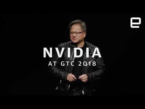 NVIDIA GTC 2018 supercut (видео)