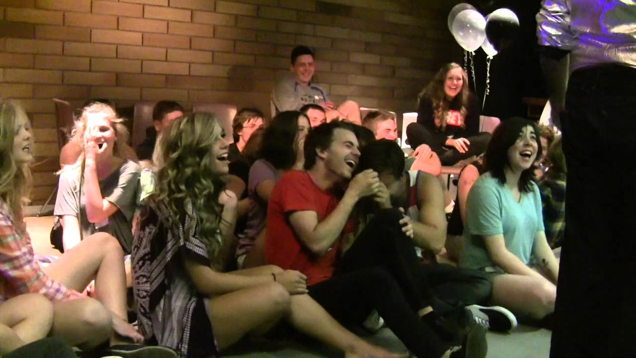 The Best Grad Hypnosis Show Of All Time!