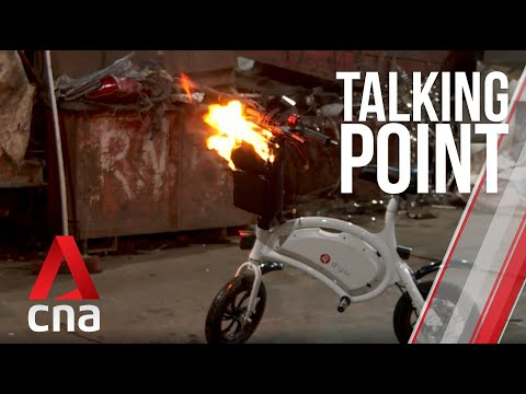 CNA | Talking Point | E24: What causes PMDs to burst into flames?