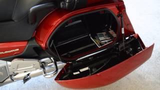 7. 2014 Gold Wing Storage / Saddlebags - GL1800 GoldWing SALE / Honda of Chattanooga TN PowerSports