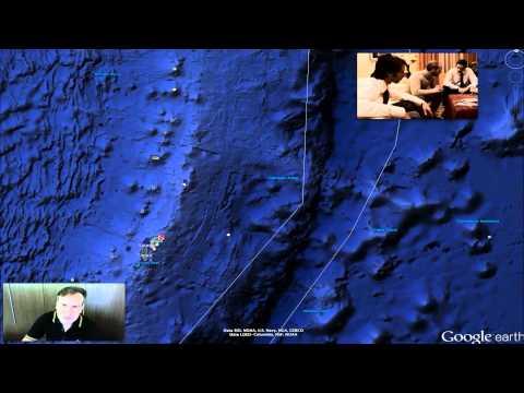 Underwater Alien Base Near Saipan, April 28, 2014, UFO Sighting News.
