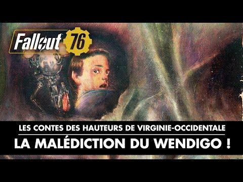 Contes des hauteurs de Virginie-Occidentale : La malédiction du wendigo ! de Fallout 76