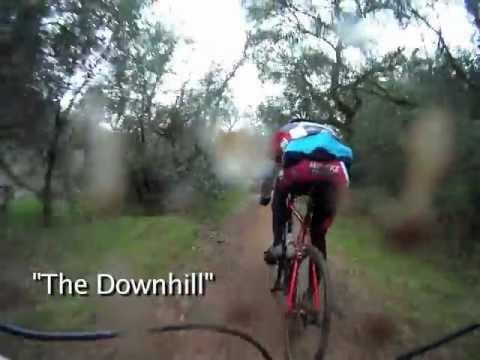 FAST MTB DOWNHILL! Cool Mountain Bike Race, Cool, CA