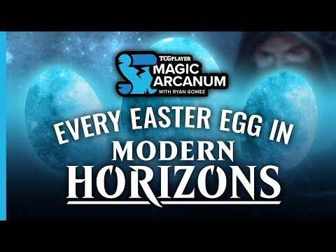 Every Easter Egg In Modern Horizons | Magic Arcanum