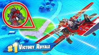 Video WINNING With *ONLY* the PLANE In Fortnite! MP3, 3GP, MP4, WEBM, AVI, FLV Desember 2018
