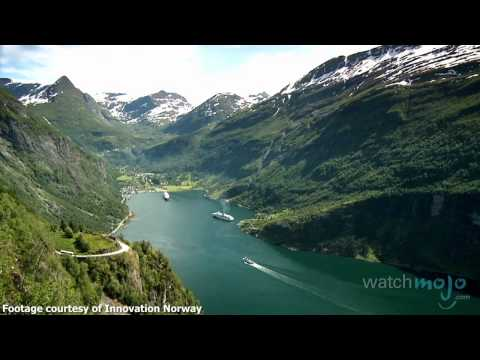 Travel Guide%3A Norway%27s Top Attractions