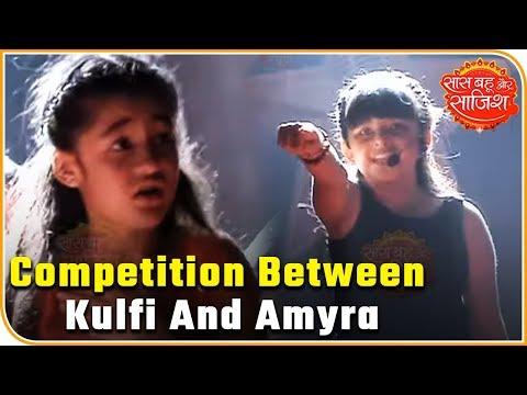 Kulfi Kumar Bajewala: Kulfi And Amyra Compete Against Each Other In Singing Competition