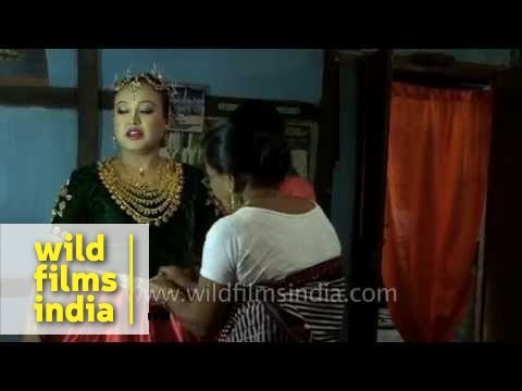 Video Manipuri wedding: A beautiful slice of Indian culture download in MP3, 3GP, MP4, WEBM, AVI, FLV January 2017
