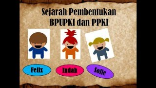Nonton Sejarah pembentukan BPUPKI dan PPKI Film Subtitle Indonesia Streaming Movie Download