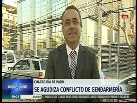 Entrevista Mario Palma - Canal 24 Horas - Parte 1
