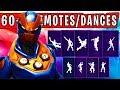 Fortnite New *CRITERION* Skin with 60+ Emotes/Dances (Showcase) Shop Season 5