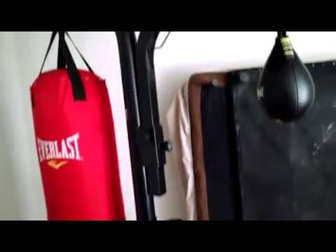 Everlast Dual-Station Heavy Bag Stand Review 2015