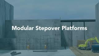 Simplify Your Site #09 | Modular Stepover Platforms