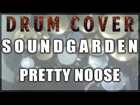 Soundgarden - Pretty Noose - Chris Cornell tribute (Drum cover #54 - Drumless playalong)