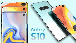 Samsung Galaxy S10 Design CONFIRMED! New Leaks