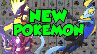 EVERY NEW GENERATION 8 POKEMON! All New Pokemon In Pokemon Sword and Shield Review! by Verlisify