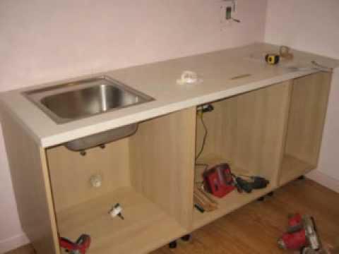 IKEA cabinet installation.avi
